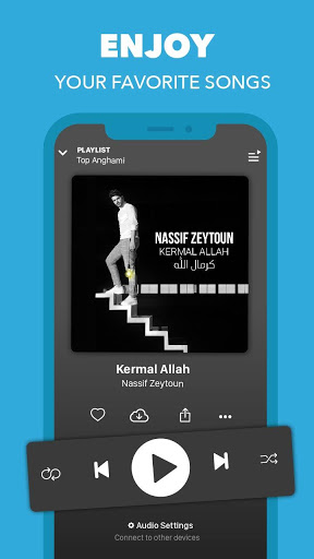 Anghami – The Sound of Freedom 4.5.122 screenshots 2