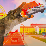 Download Crocodile Beach & City Attack Crocodile Simulator 1.0 Free Download APK,APP2019