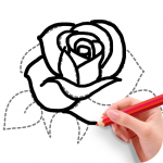 Download How To Draw Flowers 1.0.15 Free Download APK,APP2019