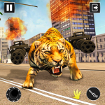 Download Lion Transform Robot Shooting 1.0.1 Free Download APK,APP2019