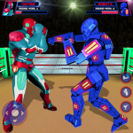 Download Robot Ring Fighting-Superhero Robot VS Real Robot 1.0 Free Download APK,APP2019