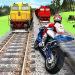 Download Subway Bike Stunt: Train Rush Rider 1.0 Free Download APK,APP2019