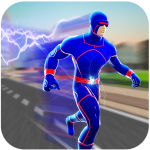 Download Super Light Speed Hero City Rescue Mission 1.1 Free Download APK,APP2019