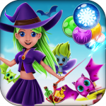 Download WitchLand – Magic Bubble Shooter 1.0.10 Free Download APK,APP2019