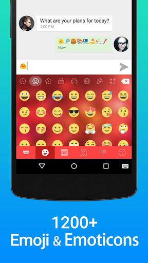 Emoji Keyboard 8.4.3 screenshots 2