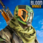 Free Download APK  Blood Rivals – Survival Battleground FPS Shooter 2.3 App 2019