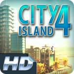 Free Download APK  City Island 4- Simulation Town: Expand the Skyline 1.9.14 App 2019
