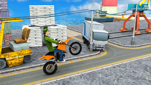 Stunt Bike Racing Game Tricks Master 1.1 screenshots 1