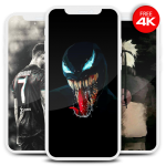 Free Download APK Black Wallpapers HD 4K 1.0 For Android 2019