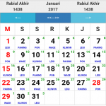 Free Download APK Kalender 1.1.7 For Android 2019