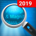 Free Download APK Magnifying Glass + Flashlight 1.8.3 For Android 2019
