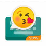 Free Download APK Rockey-fast emoji send keyboard for coloful chat 0.19.12 For Android 2019