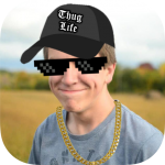 Free Download APK Thug Life Stickers: Pics Editor, Photo Maker, Meme 4.4.101 For Android 2019