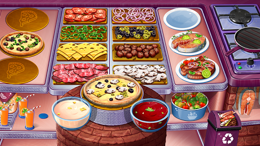 Download Cooking Urban Food - Fast Restaurant Games 4.4 APK For Android 2019