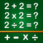 Download Math Games, Learn Add, Subtract, Multiply & Divide 5.52 APK For Android 2019