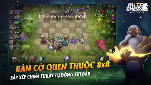 Auto Chess VN 0.5.0 screenshots 1