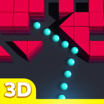 Download Ball 3D – Bricks Ball Breaker Puzzle 2.0.6 APK For Android 2019