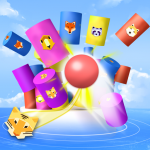 Download Color Ball 3D – Shoot & Hit Down 1.9.2 APK For Android 2019