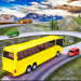 Download Drive Hill Coach Bus Simulator : Bus Game 2019 1.0 APK For Android 2019