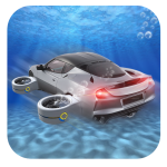 Download Floating Underwater Car Simulator 1.5 APK For Android 2019