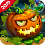 Download Halloween Witch – Fruit Puzzle 1.0.27 APK For Android 2019