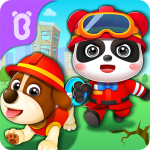 Download Little Panda's Earthquake Rescue 8.35.00.00 APK For Android 2019