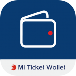Download Mi Ticket Wallet 4.2.22 APK For Android 2019
