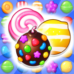 Download New Sweet Candy Pop: Puzzle World 1.1.12 APK For Android 2019