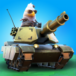 Download PvPets: Tank Battle Royale 0.6.0.6537 APK For Android 2019