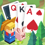 Download Solitaire Farm Village – solitaire collection 1.1.8 APK For Android 2019