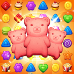 Download Sweet Candy POP : Match 3 Puzzle 1.0.8 APK For Android 2019