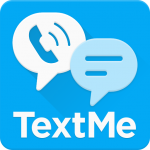 Download Text Me: Text Free, Call Free, Second Phone Number 3.18.2 APK For Android 2019