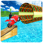 Download Water Games 3D: Stuntman Bike Water Stunts master 2.0.3 APK For Android 2019