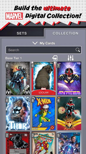 MARVEL Collect by Topps 1.1.2 screenshots 2