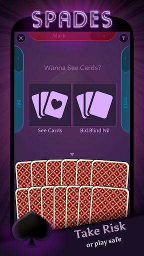 Spades – Offline Free Card Games 1.1.1 screenshots 2