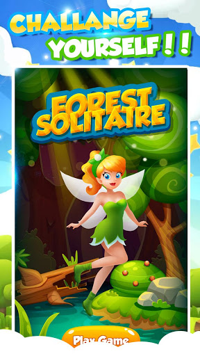 TriPeaks SolitaireForest Fairy 1.3.13 screenshots 1