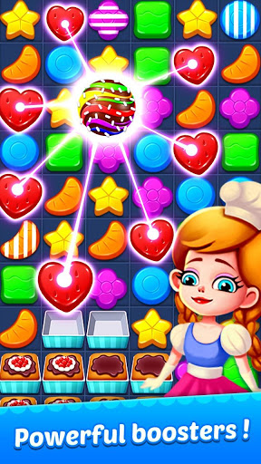 Download Candy holic : Sweet Puzzle Master 3.6.8012 APK For Android 2019