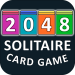 Download 2048 Solitaire Card Game 2.4 APK For Android 2019