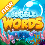 Download Bubble Words – Word Games Puzzle 1.3.8 APK For Android 2019