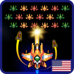 Download Galaxiga – Classic 80s Arcade 7.8 APK For Android 2019
