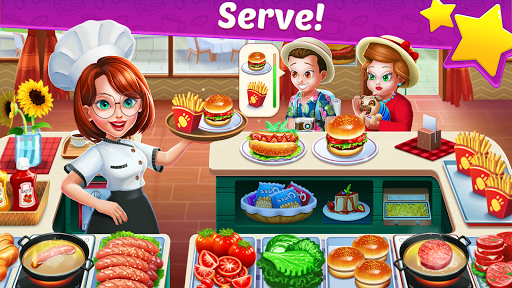 Food Diary Cooking Games Craze amp Restaurant Games 1.2.4 screenshots 1
