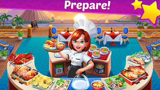 Food Diary Cooking Games Craze amp Restaurant Games 1.2.4 screenshots 2