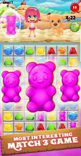 Gummy Bear Rush 1.07 screenshots 1