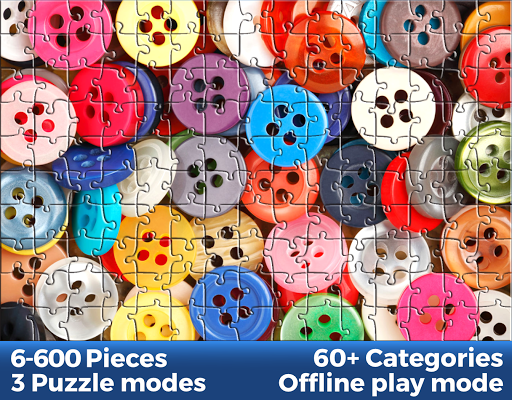 Jigsaw puzzles classic 2.8.8 screenshots 2