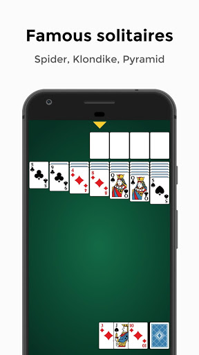 Solitaire Games collection of the best patiences 2.25.04.14 screenshots 1