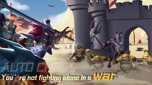 Download Auto Chess War 1.76 APK For Android 2019