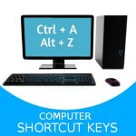Download Computer keyboard shortcut keys 1.2 APK For Android