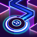 Download Dancing Ballz: Magic Dance Line Tiles Game 1.9.5 APK For Android 2019