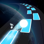 Download Dancing Planet: Space Rhythm Music Game 3.17 APK For Android