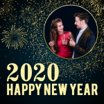 Download Happy New Year Photo Frame 2020 – Photo Editor 1.4 APK For Android